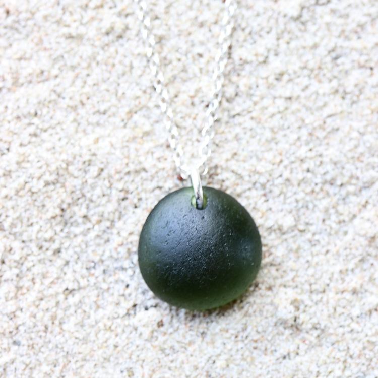 Green Dot halsband