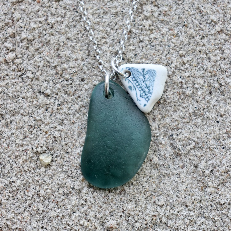 Perfect Match Oceanic Poetry halsband