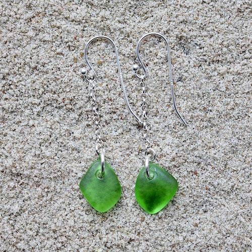 Dreaming In Green örhängen