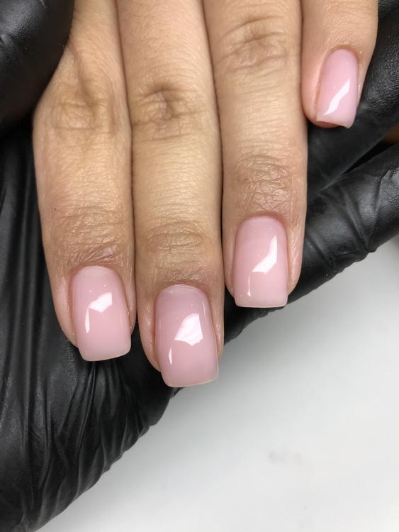 Rubber base Natural Pink