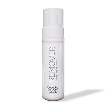 Tan remover mousse