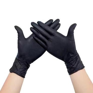 Nitrile handskar