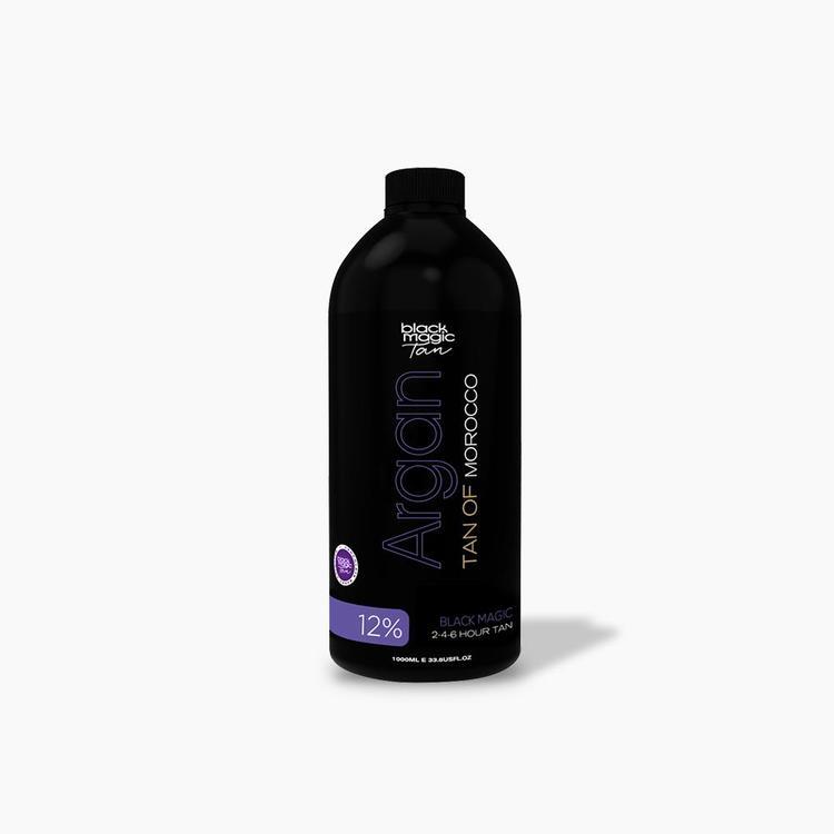 Argan violet 12%