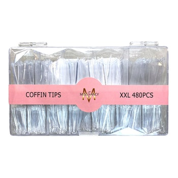 Coffin Tips - XXL with C-curve