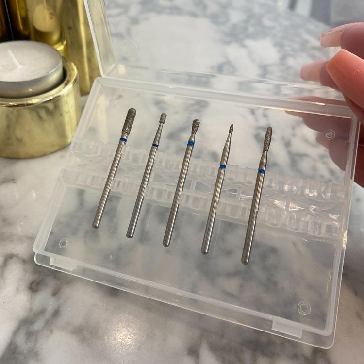 Cuticle bit kit