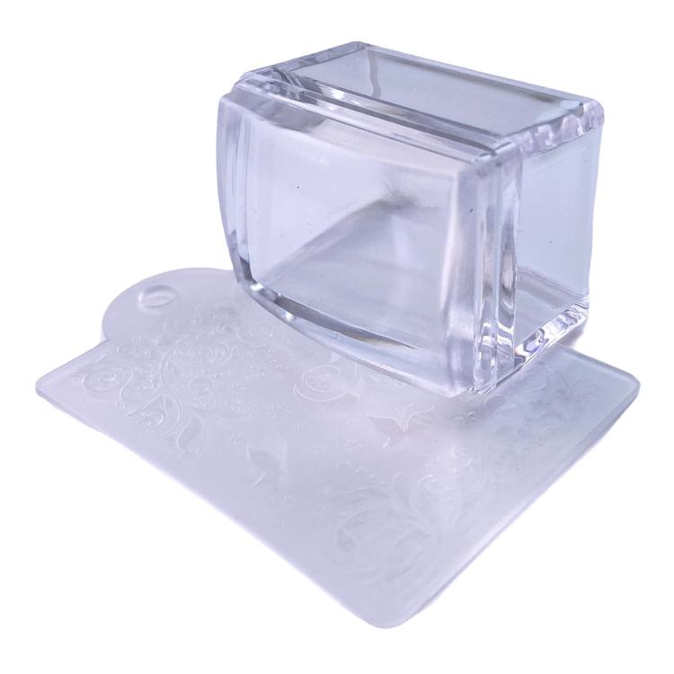 Jelly stamper