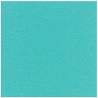 Cardstock - 12x12 - turkosgrön 924 25-p