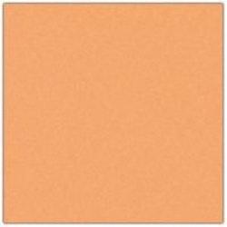 Cardstock - 12x12 - ljusgulorange 937 25-p