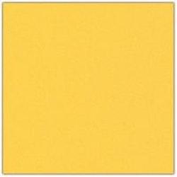 Cardstock - 12x12 - gul 944 25-p
