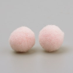 PomPoms rosa 10mm