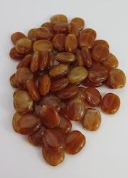 Brunmelerad pärla