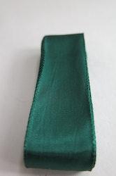 Sidenband mörk grön