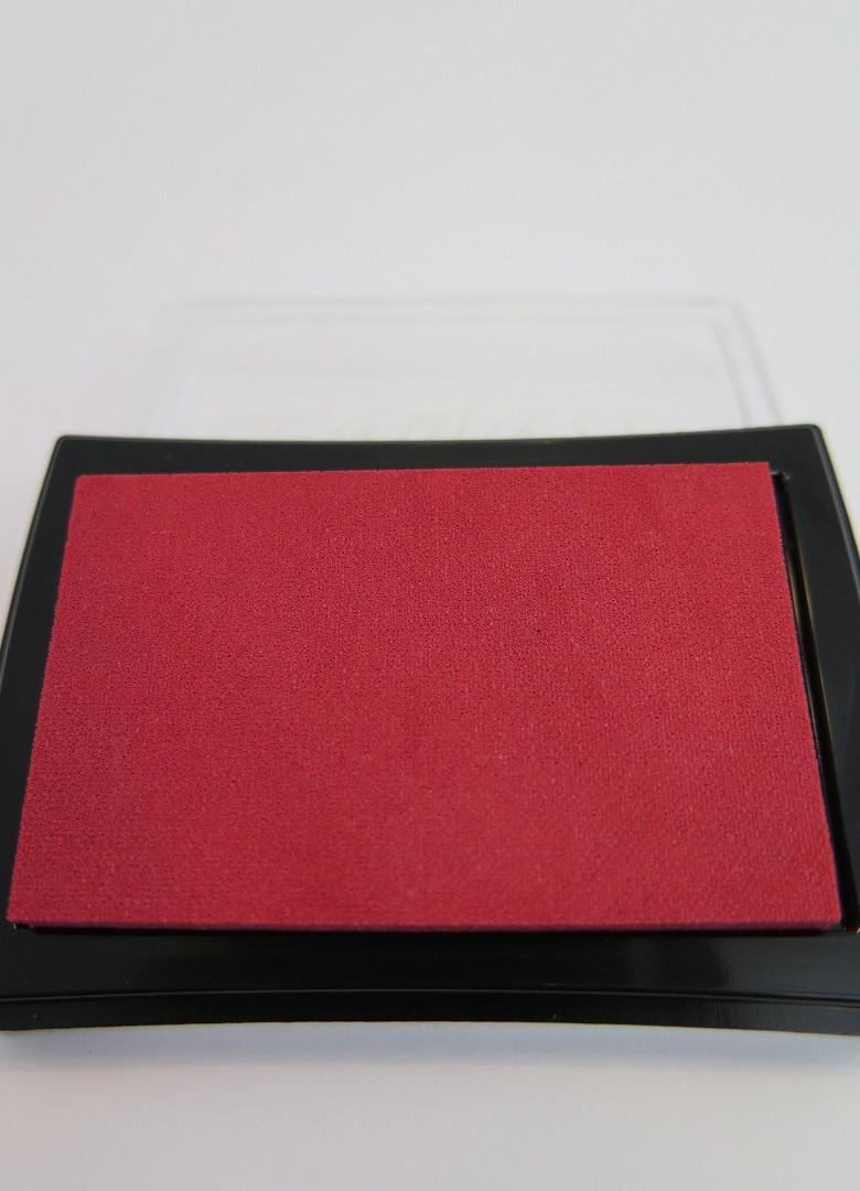 Stämpeldyna röd