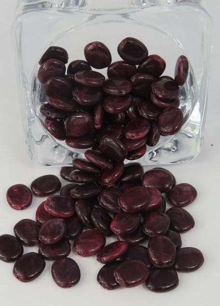 Rödmelerad pärla