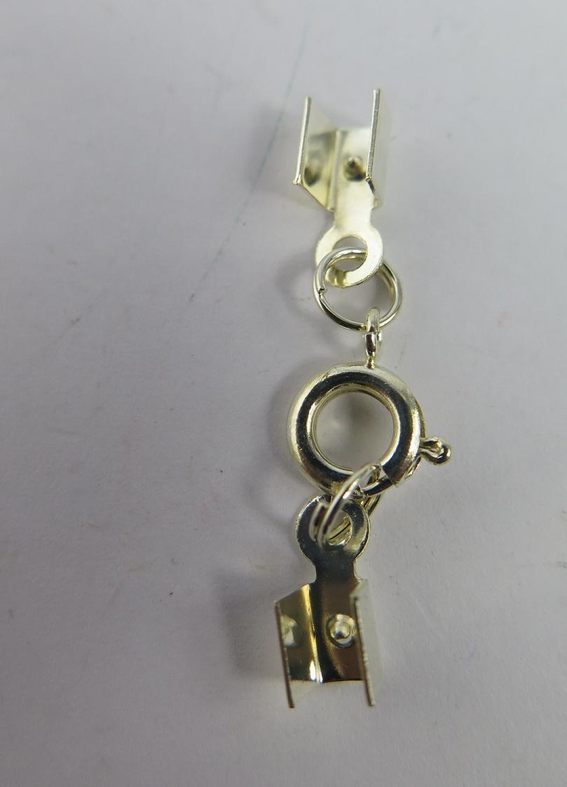 Lås till smyckestråd