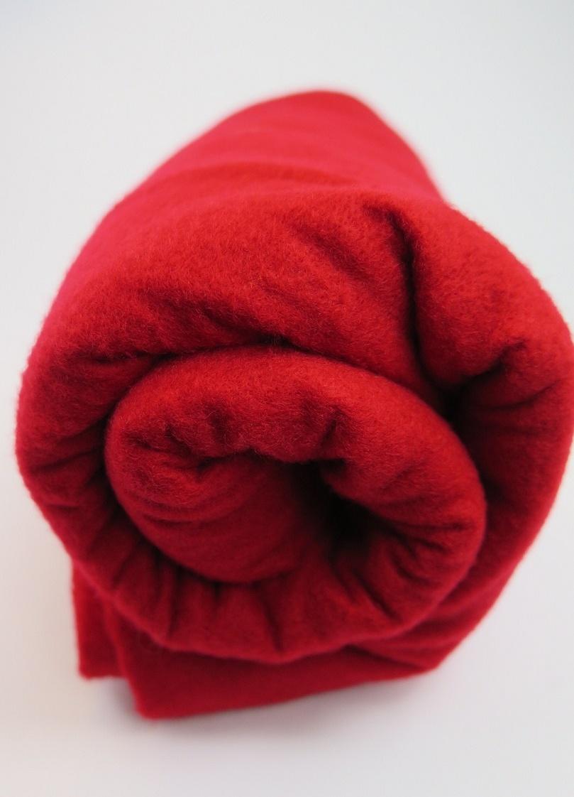 Filt Röd