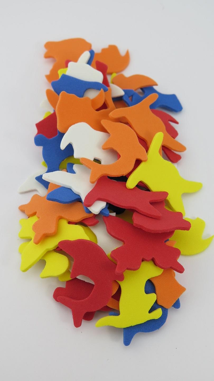 Dekorgummi djur