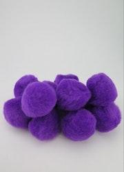 PomPoms lila 40mm