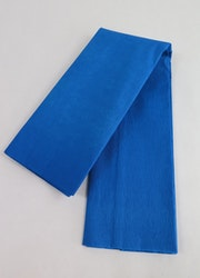 Crepepapper blå