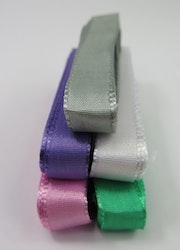 Sidenband olika färger 13mm