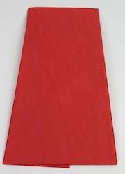 Rött silkespapper