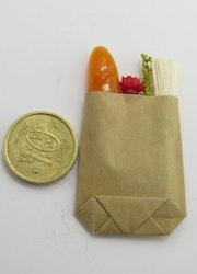 **Miniatyr** Påse med mat
