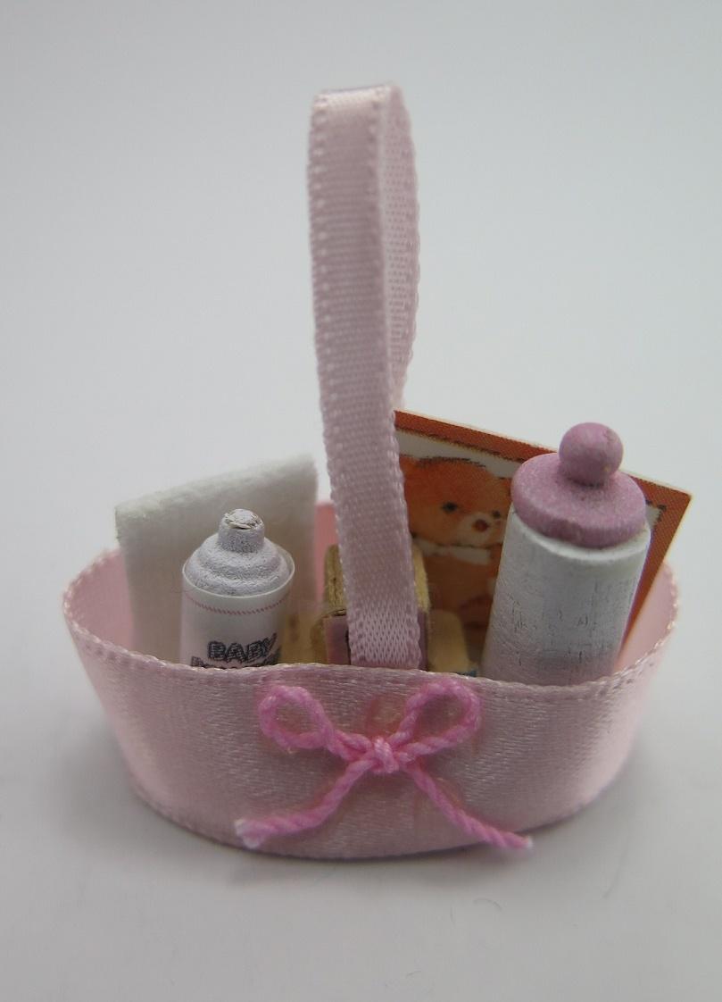 **Miniatyr** Babyväska rosa