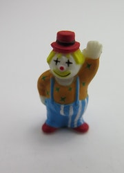**Miniatyr** Hälsande clown