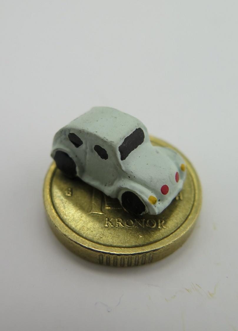 **Miniatyr** Bil