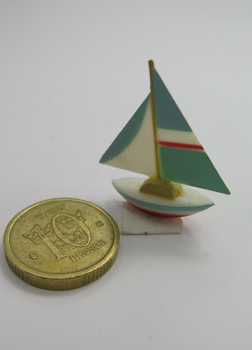 **Miniatyr** Segelbåt