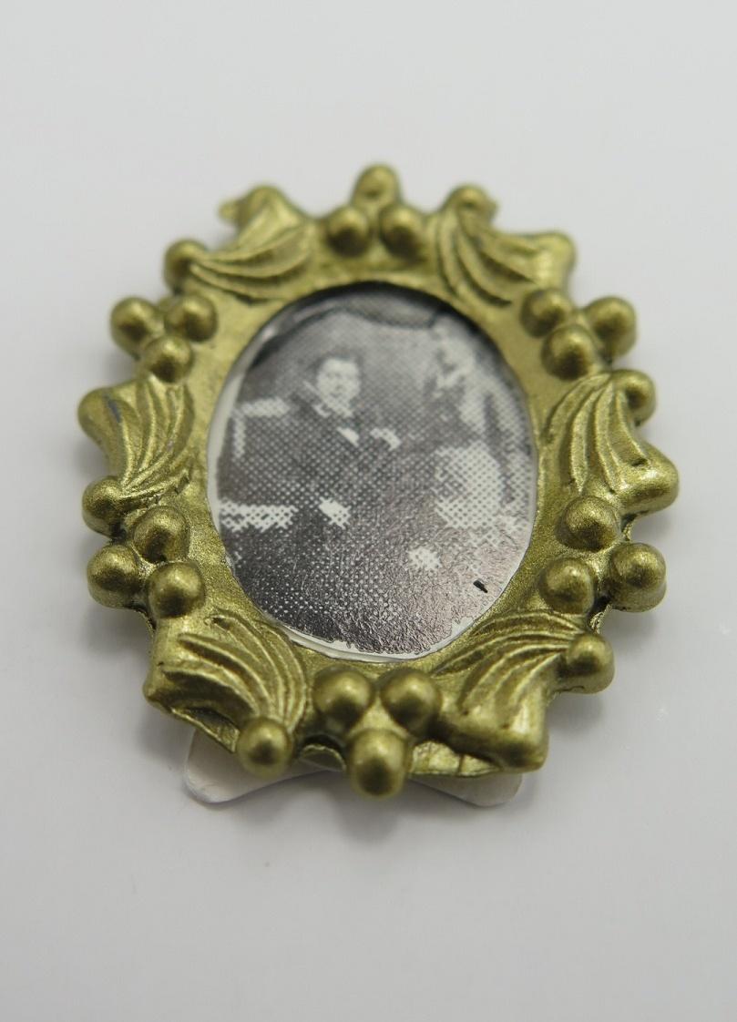 **Miniatyr** Familjeporträtt