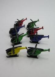 **Miniatyr** Mini helikoptrar