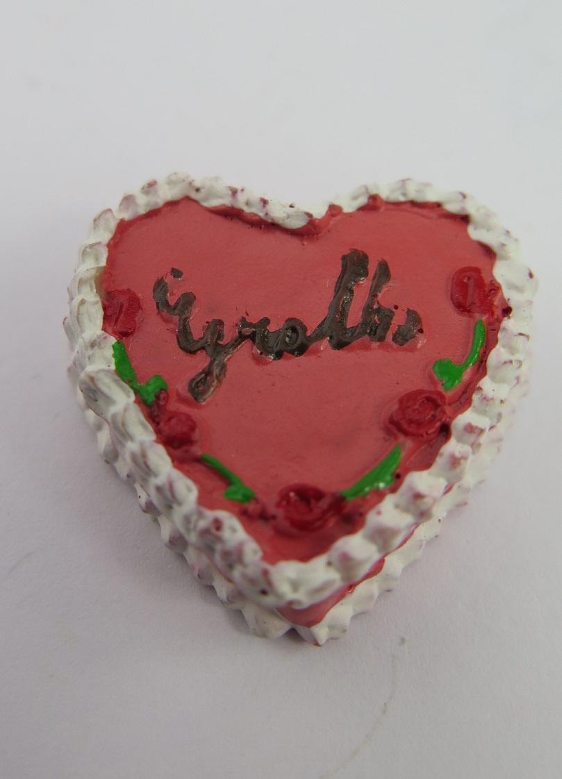 **Miniatyr** Tårta Grattis