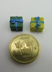 **Miniatyr** Present paket