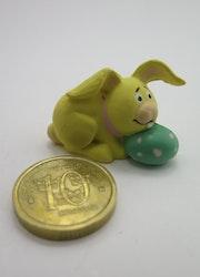 **Miniatyr** Kanin med ägg