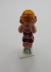 **Miniatyr** Basketskytt