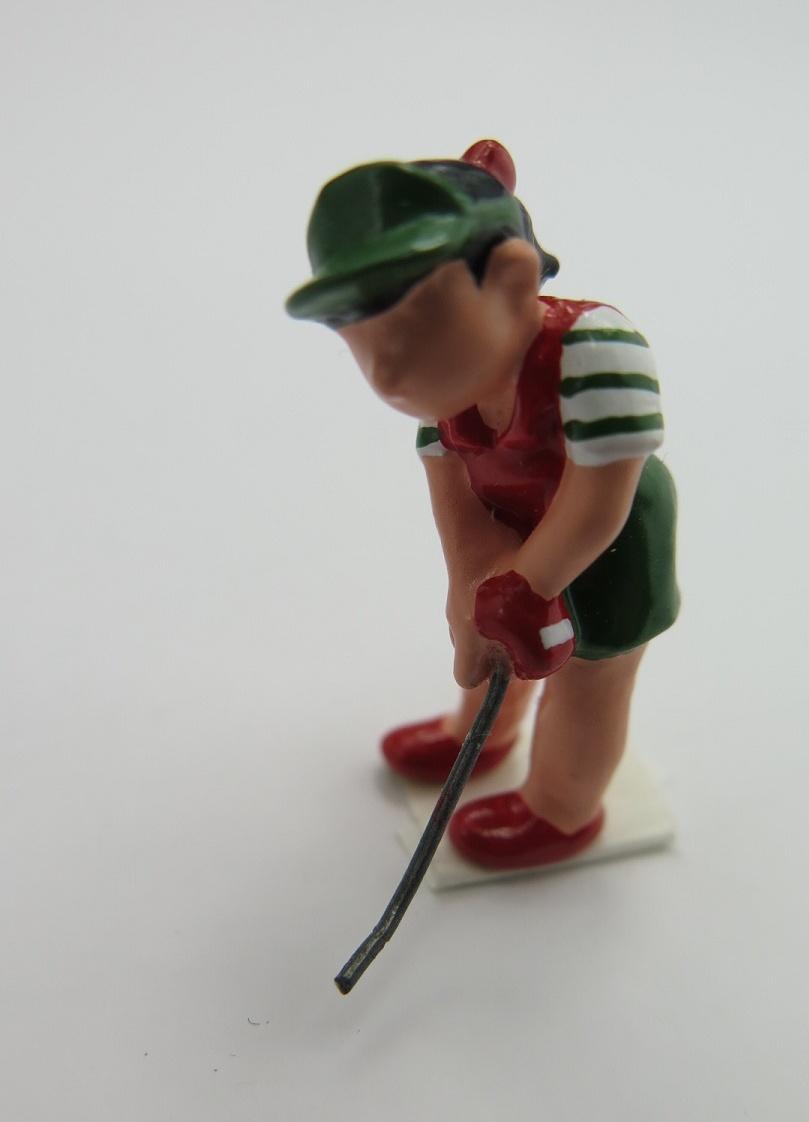 **Miniatyr** Golf tjej