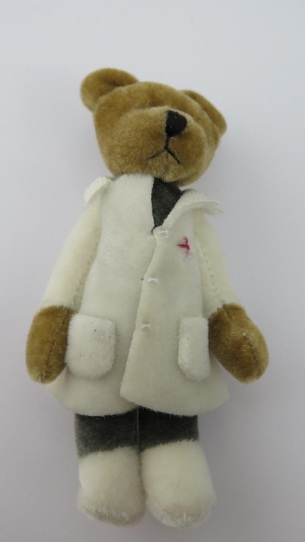 **Miniatyr** Doktor Nalle