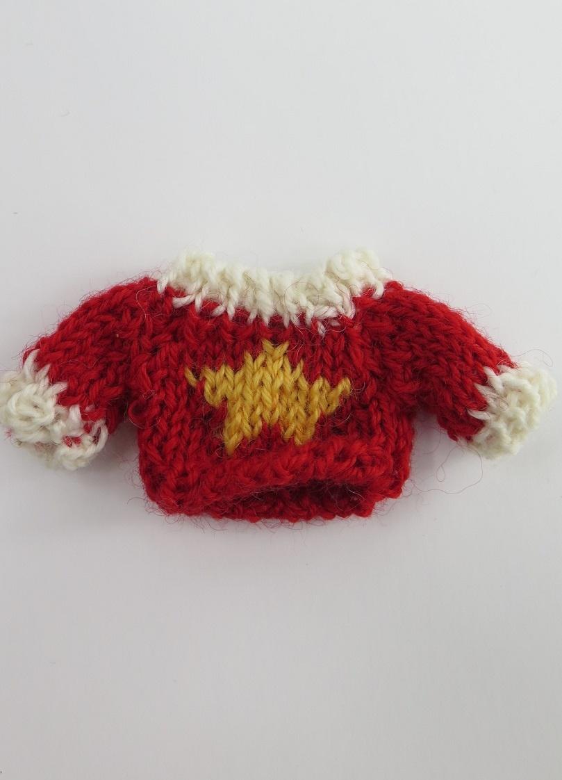 **Miniatyr** Tröja Röd