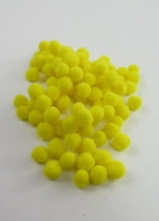 PomPoms gula 5mm