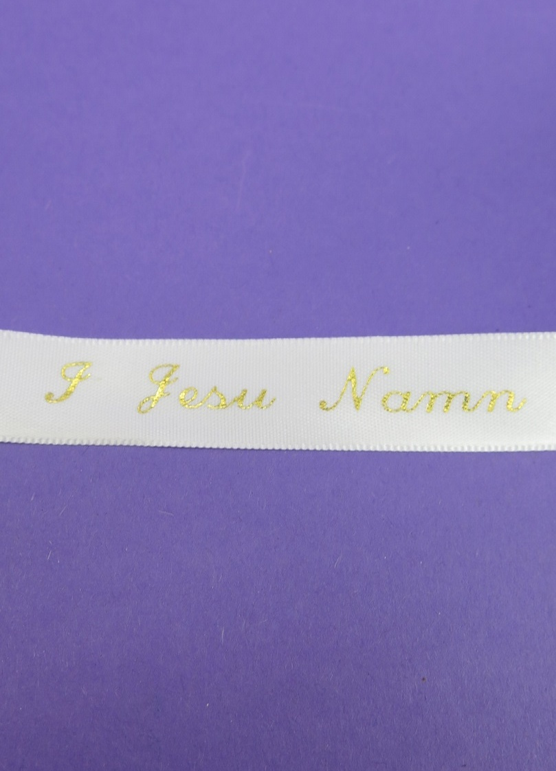 I Jesu Namn! Band