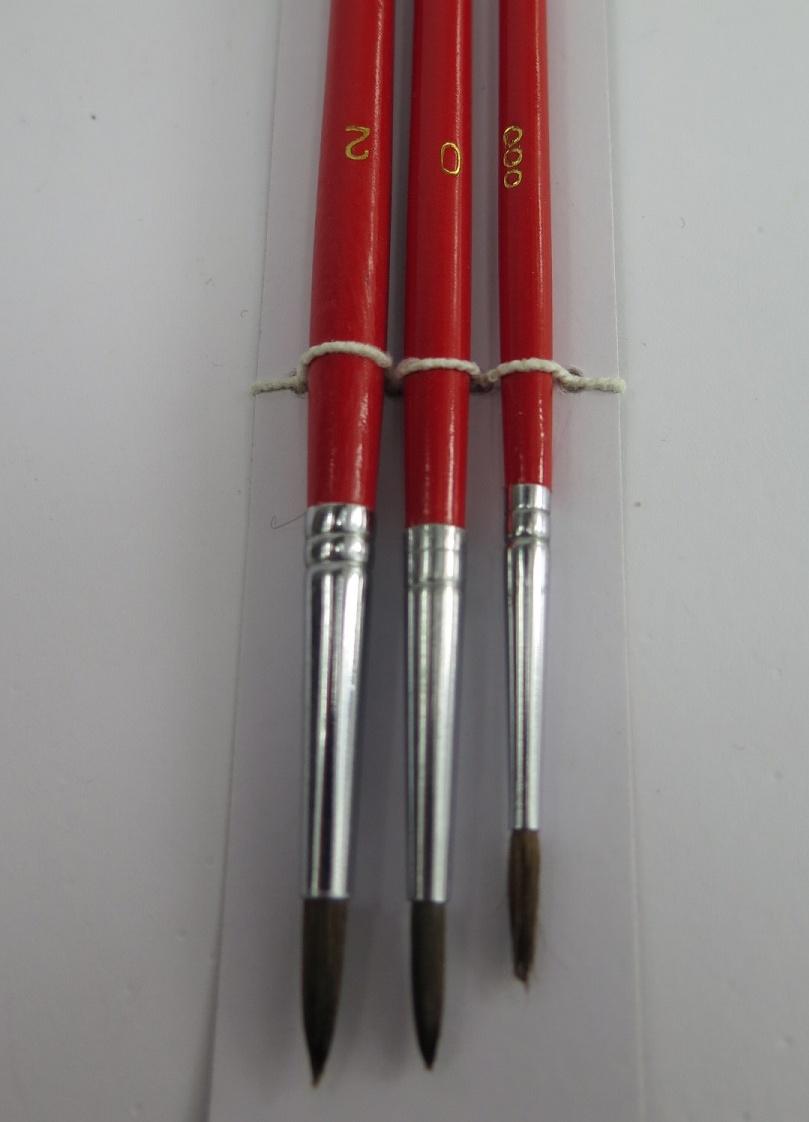 Pensel set