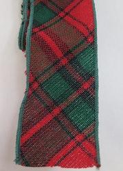 Julband med ståltrådskant