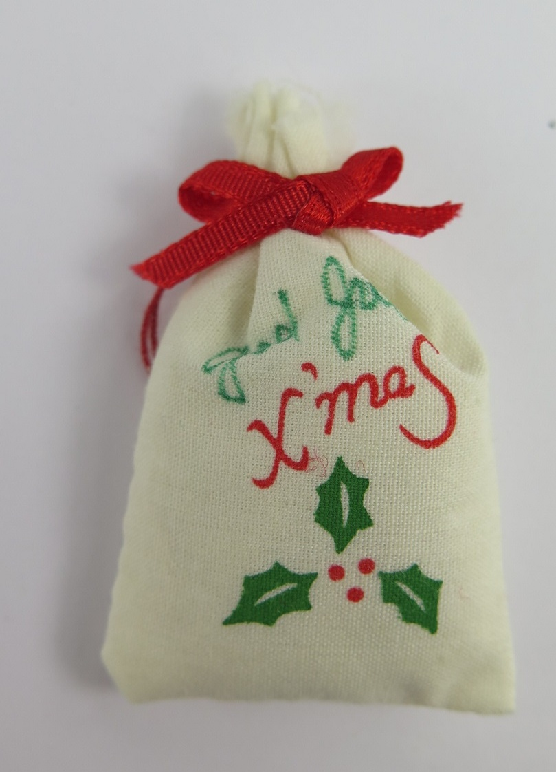 **Miniatyr** Jul säck