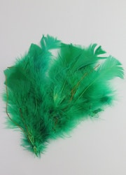 Påskfjädrar gröna