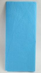 Ljusblått silkespapper