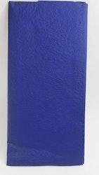 Mörkblått silkespapper