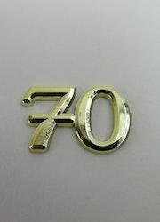 Guldsiffror dekoration nr 70
