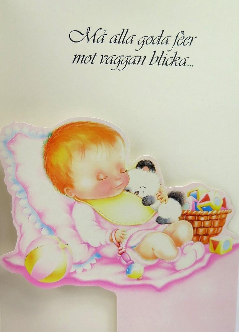 **Dubbel kort** Nyfödd