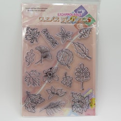 Clear Stamper löv